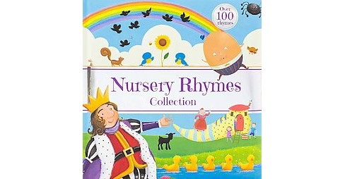 Nursery Rhymes Collection (Hardcover) - image 1 of 1