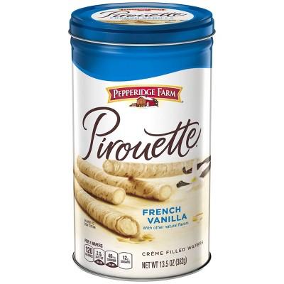 Pepperidge Farm Pirouette French Vanilla Cookies - 13.5oz