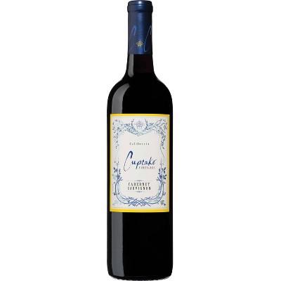 Cupcake Cabernet Sauvignon Red Wine - 750ml Bottle