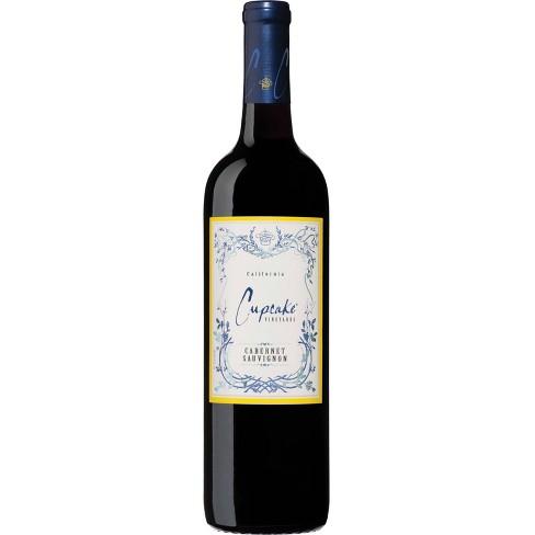 Cupcake Cabernet Sauvignon Red Wine - 750ml Bottle - image 1 of 2
