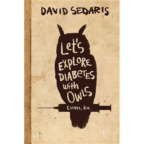 Let's Explore Diabetes With Owls (Hardcover) by David Sedaris - image 1 of 1