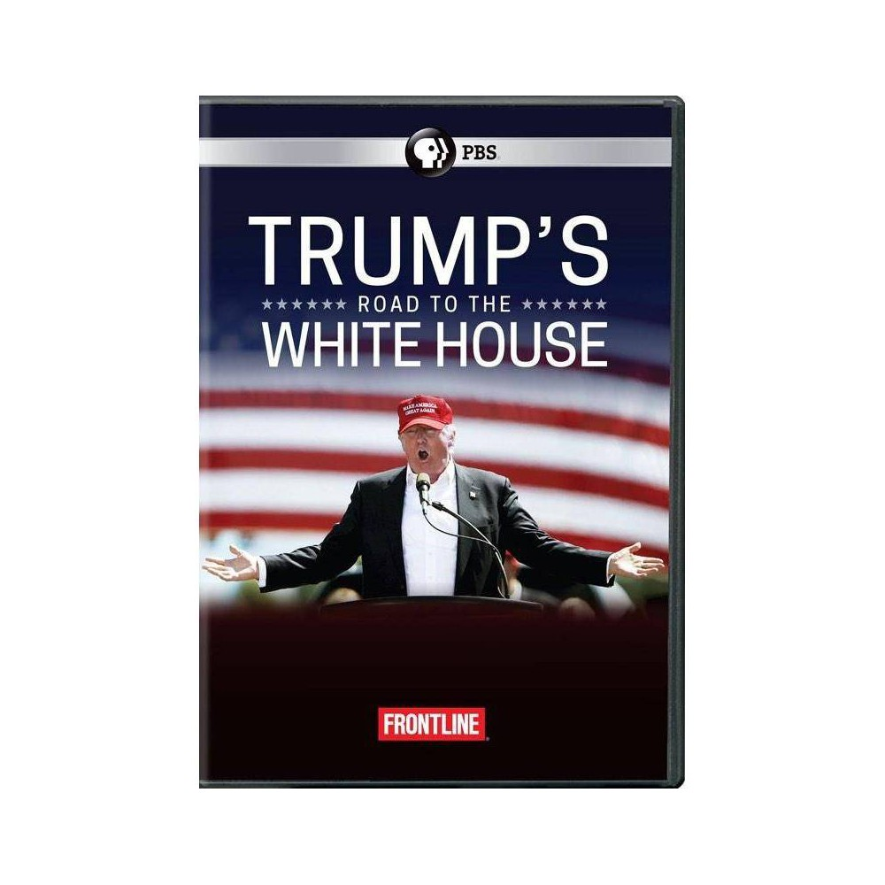 Frontline: Trump's Road to the White House (DVD) was $16.39 now $6.99 (57.0% off)