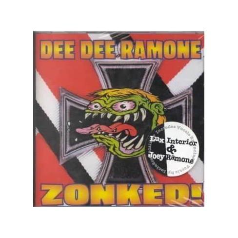 Dee Dee  Dee DeeRamone Ramone - ZonkedZonked (CD) - image 1 of 1
