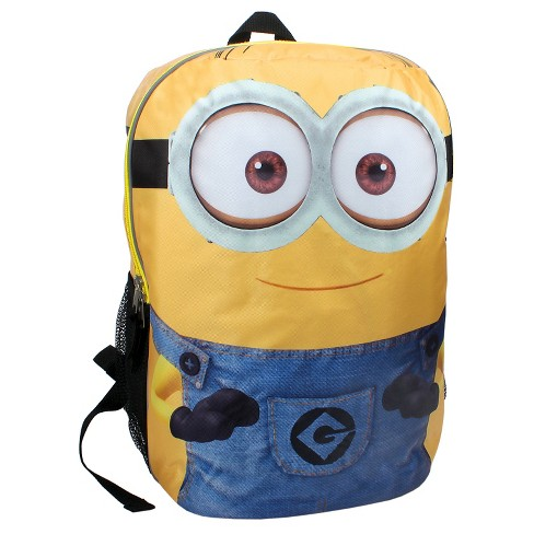 "Despicable Me 16"" Minion Kids' Backpack - Yellow - image 1 of 1"