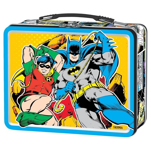 Thermos Metal Batman Lunch Box - image 1 of 1
