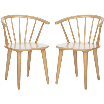 Blanchard Spindle Side Chair (Set of 2)  - Safavieh