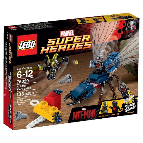 LEGO® Super Heroes Ant-Man Final Battle 76039 - image 1 of 8