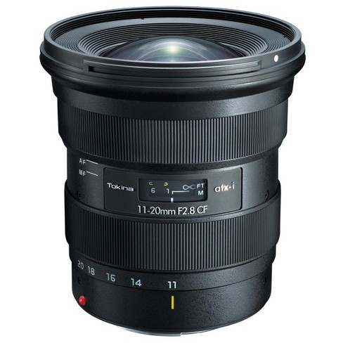 Tokina ATX-i 11-20mm CF f/2.8 Lens for Canon EF - image 1 of 1