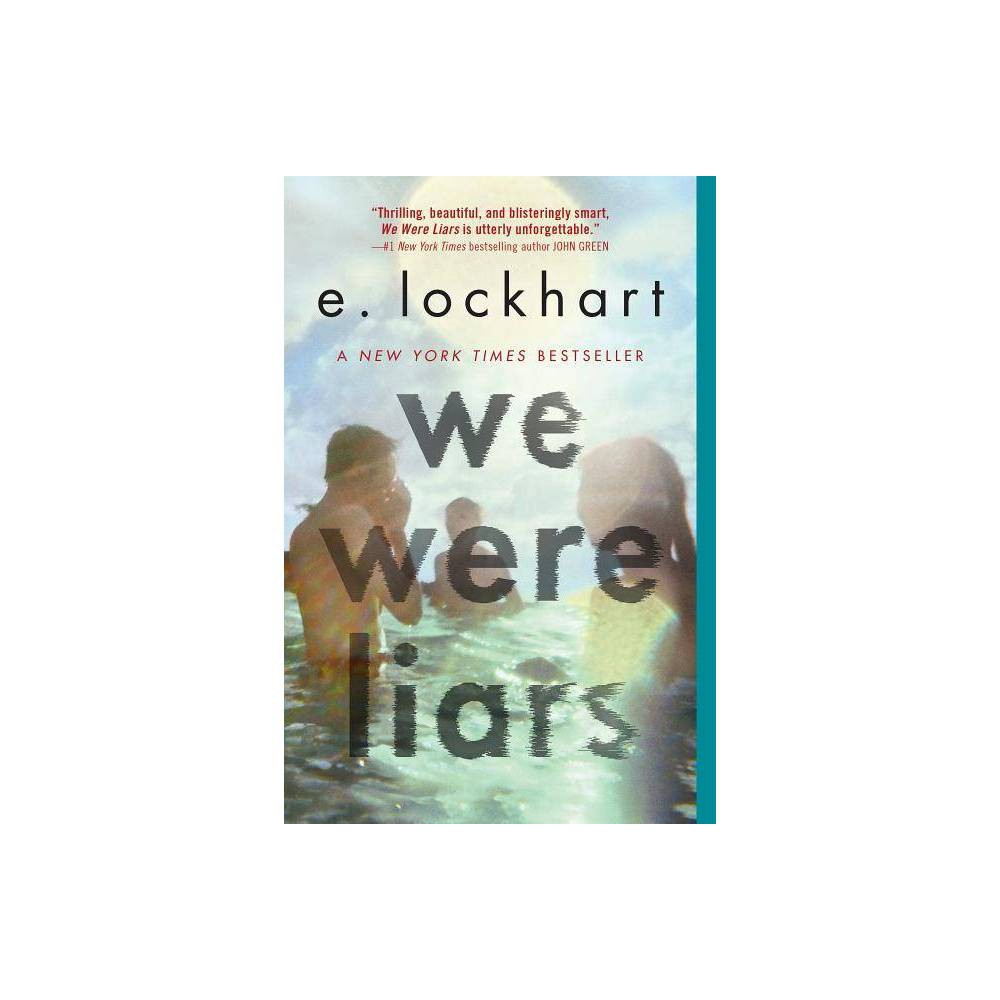 Best Review We Were Liars By E Lockhart Paperback