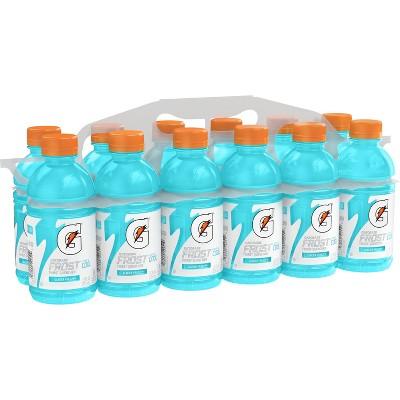 Energy & Sports Drinks: Gatorade Frost