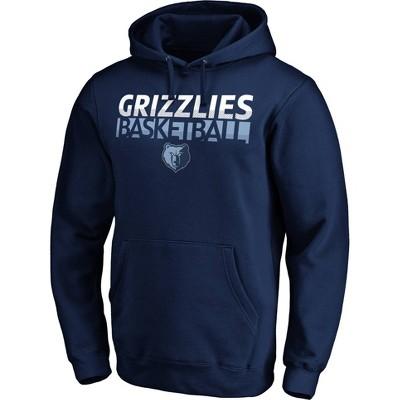 NBA Memphis Grizzlies Men's Fleece Hoodie
