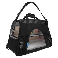 Oxgord Paws & Pals Soft-Sided Pet Carrier