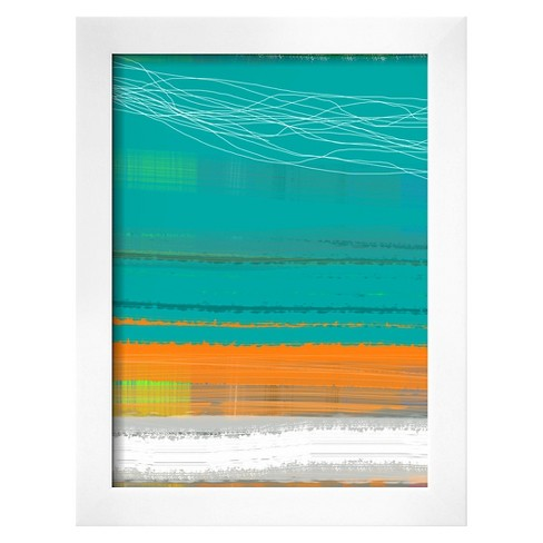 Art.com - Abstract Orange Stripe 2 - image 1 of 2