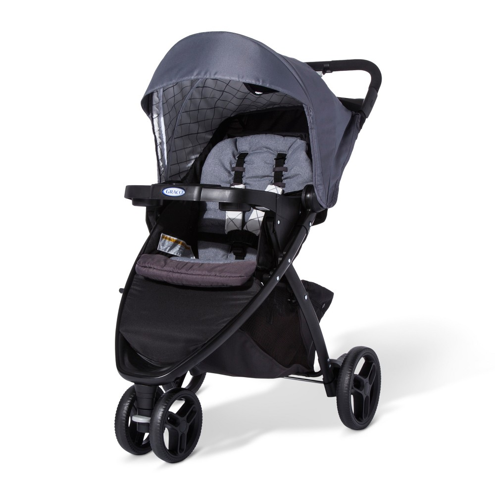 Graco Pace Click Connect Stroller Whitmore