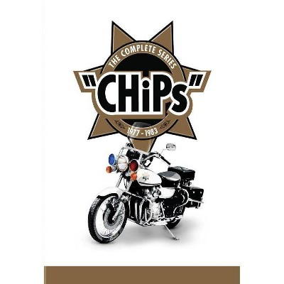 CHiPs: The Complete Series (DVD)