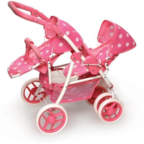 Badger Basket Reversible Double Doll Stroller - image 1 of 4