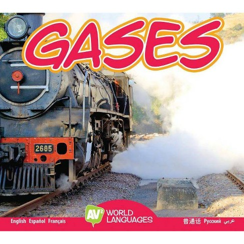 Gases - (World Languages) by  Cindy Rodriguez (Hardcover) - image 1 of 1