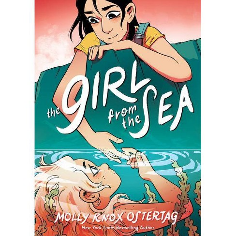 The Girl from the Sea - by  Molly Knox Ostertag (Hardcover) - image 1 of 1