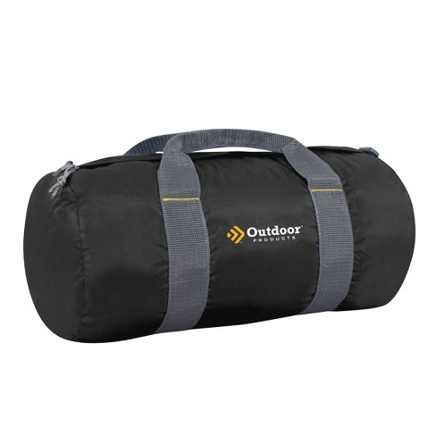 Outdoor Products Deluxe Small Duffel Bag - Black - image 1 of 2