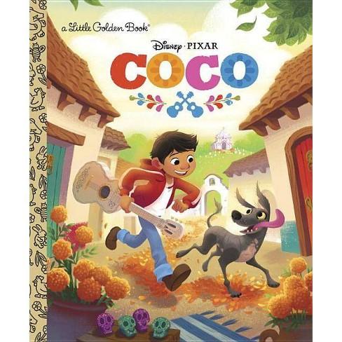 Coco Little Golden Book (Disney/Pixar Coco) - image 1 of 1