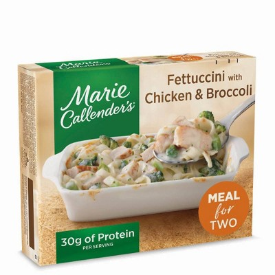 Marie Callender's Meal To Share Frozen Fettuccini With Chicken & Broccoli - 26oz
