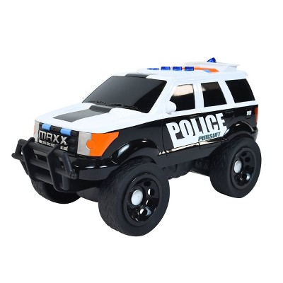 Maxx Action Mega Motorized Police SUV