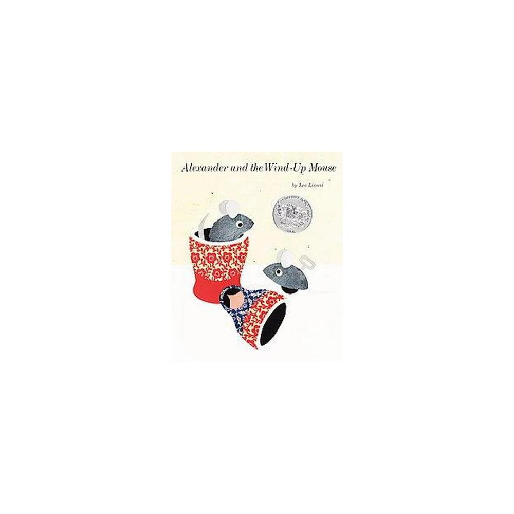 Alexander and the Wind-Up Mouse (Reissue) (Hardcover)