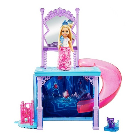 Barbie Dreamtopia Doll and Vanity - image 1 of 9