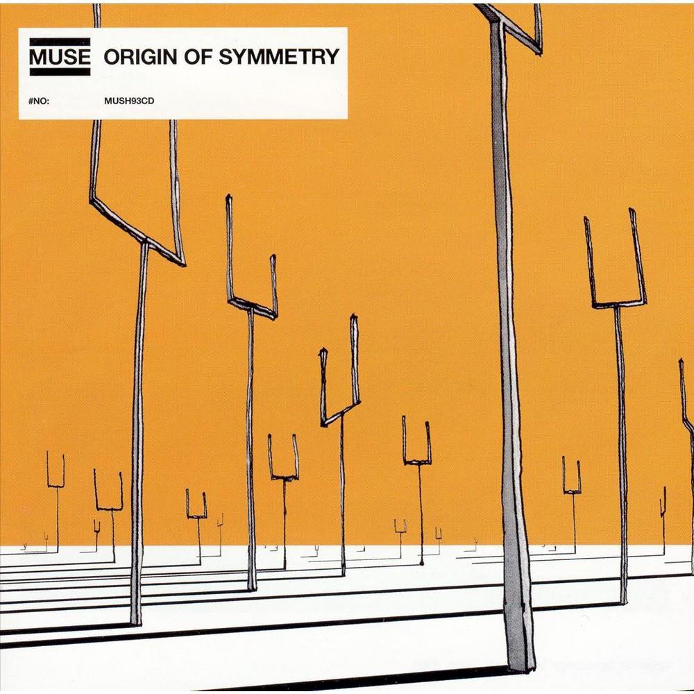 Muse - Origin Of Symmetry (CD)