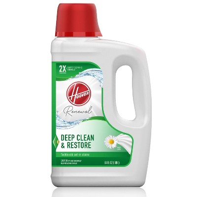 Carpet Cleaner & Deodorizer: Hoover Renewal Deep Clean & Restore