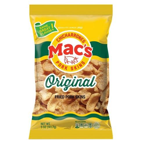 Mac's Original Porkskin - 5oz - image 1 of 2
