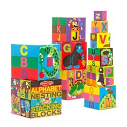 Melissa & Doug Nesting/Stacking Blocks