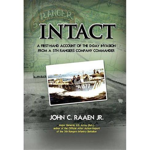 Intact - by  John C Raaen (Paperback) - image 1 of 1