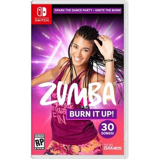 Zumba: Burn It Up! - Nintendo Switch