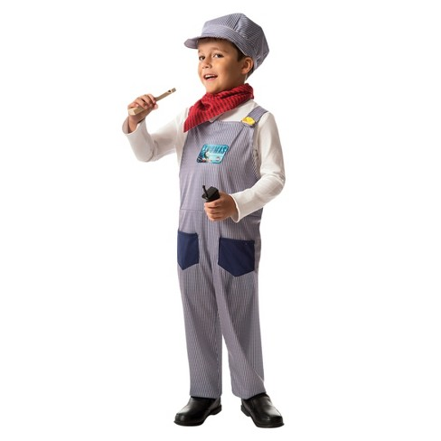 Boys' Thomas Tank Conductor Play Costume Set - image 1 of 1