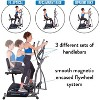 Body Champ BRT1875 3 in 1 Trio Trainer Cardio Workout Machine with Elliptical, Upright Stationary Bike, and Recumbent Bike - image 2 of 4