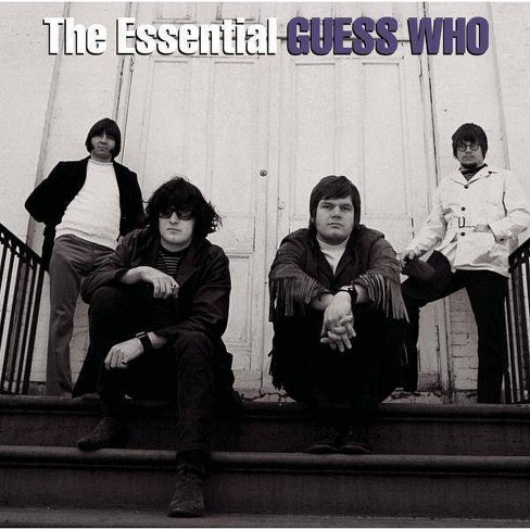 Guess Who (The) - Essential The Guess Who (CD) - image 1 of 1