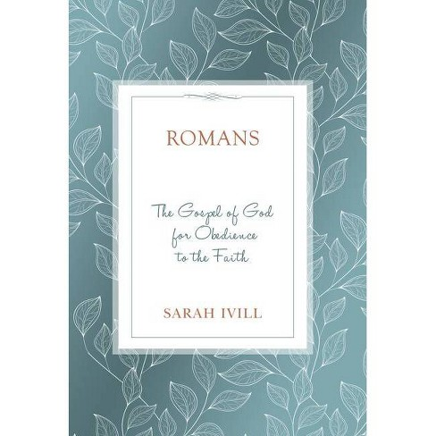 Romans - by  Sarah IVILL (Paperback) - image 1 of 1