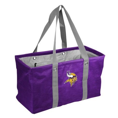 NFL Minnesota Vikings Crosshatch Picnic Caddy - image 1 of 1