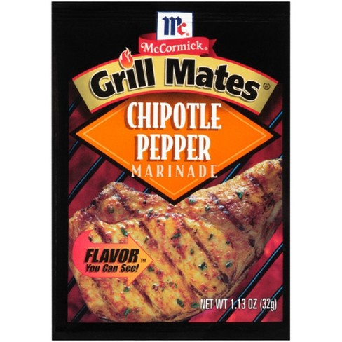 McCormick Grill Mates Chipotle Pepper Marinade 1.13 oz - image 1 of 4