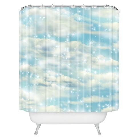 Dream Big Shower Curtain - Deny Designs - image 1 of 4