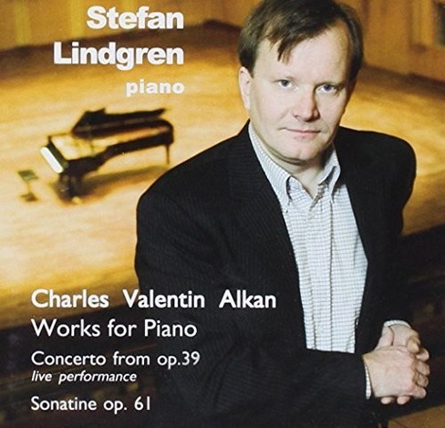 Various - Alkan:Works for piano (CD) - image 1 of 1