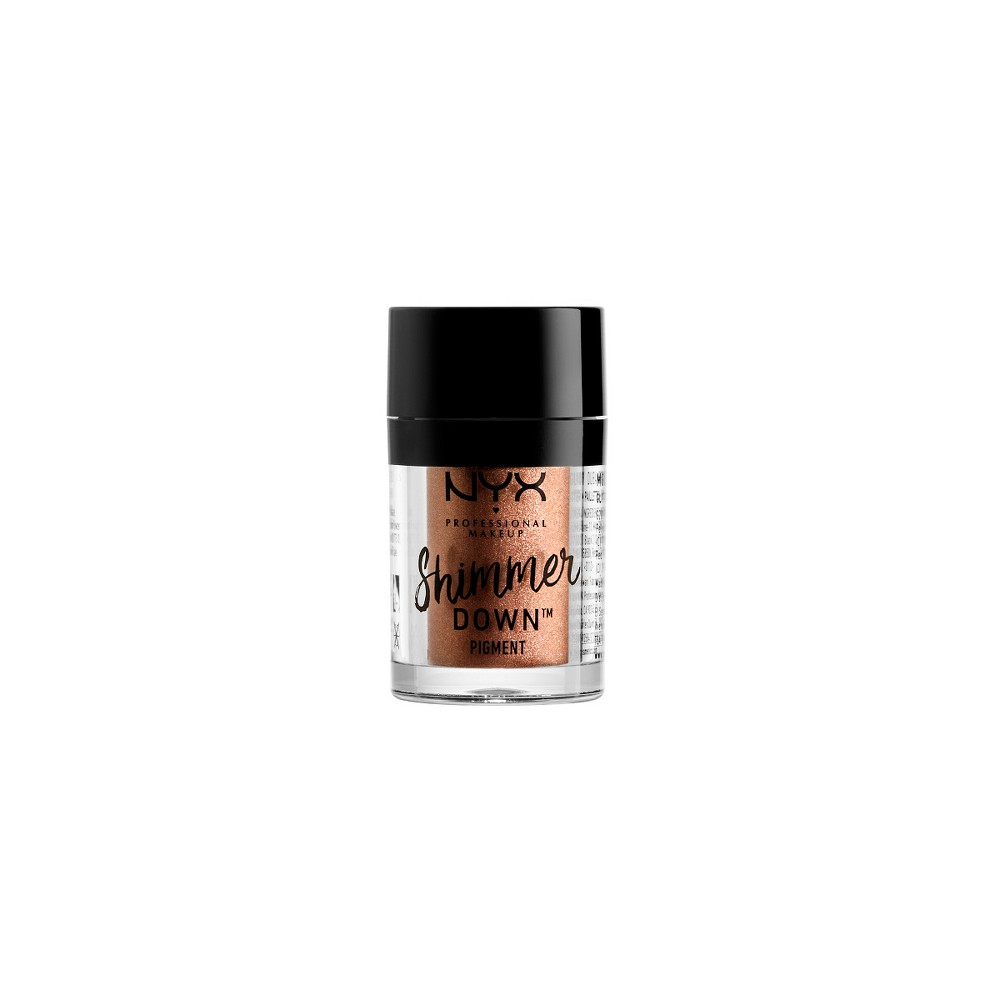 Nyx Professional Makeup Shimmer Down Pigment Almond (Brown)