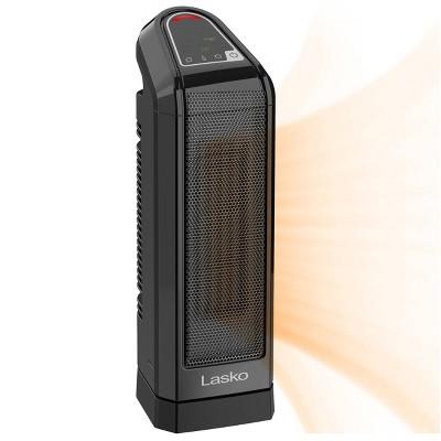 Lasko Tower Indoor Heater w/ Electric Control Gray 1500W CT16558/CT16511