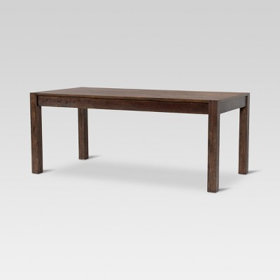 Parsons 72  Wood Dining Table - Brown - Threshold™