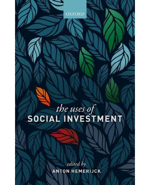 Uses of Social Investment (Paperback) - image 1 of 1