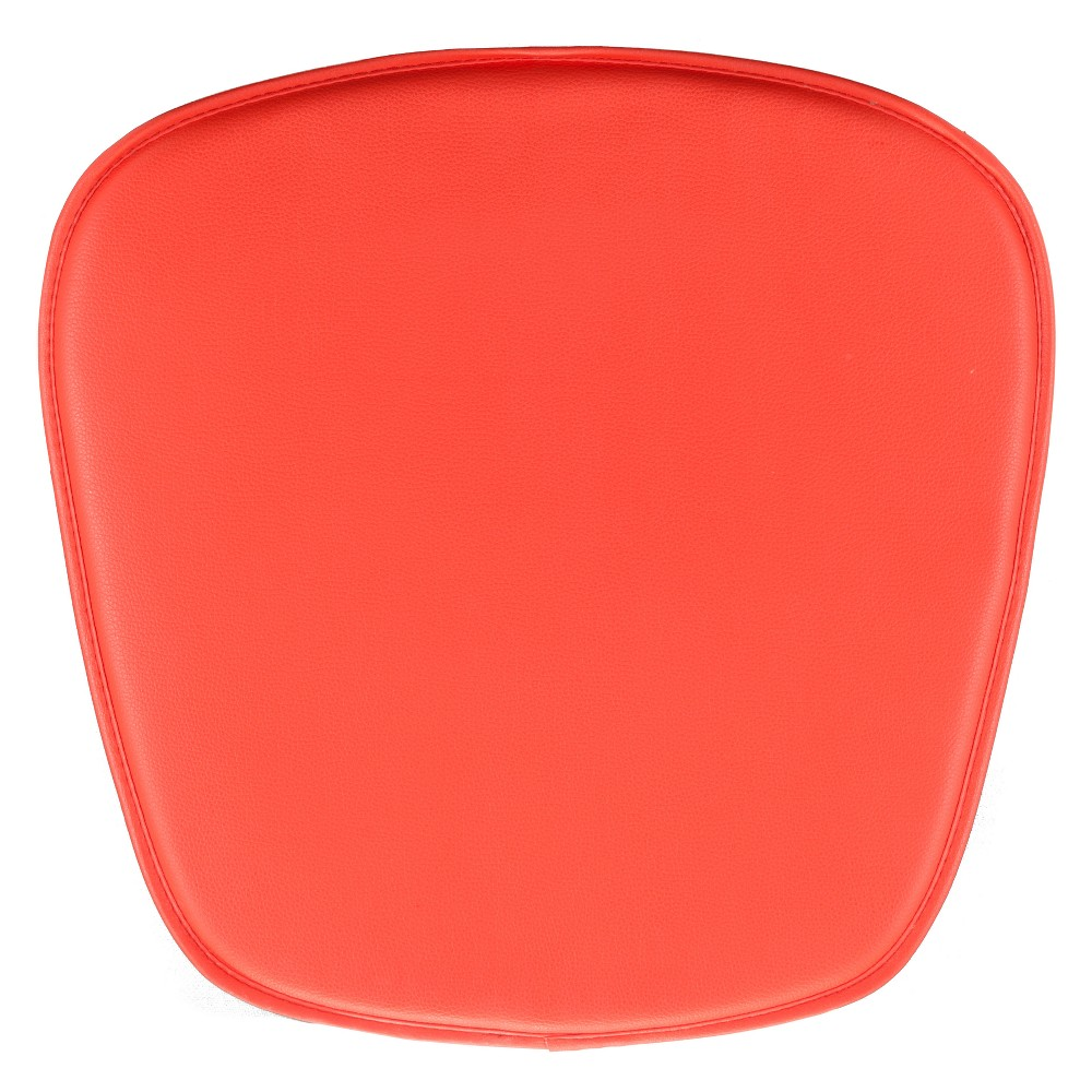 Image of Dining Chair Cushion Red - ZM Home
