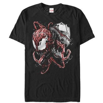 Men's Marvel Carnage and Venom T-Shirt