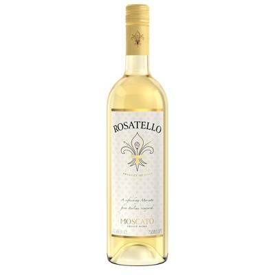 Rosatello White Moscato White Wine - 750ml Bottle