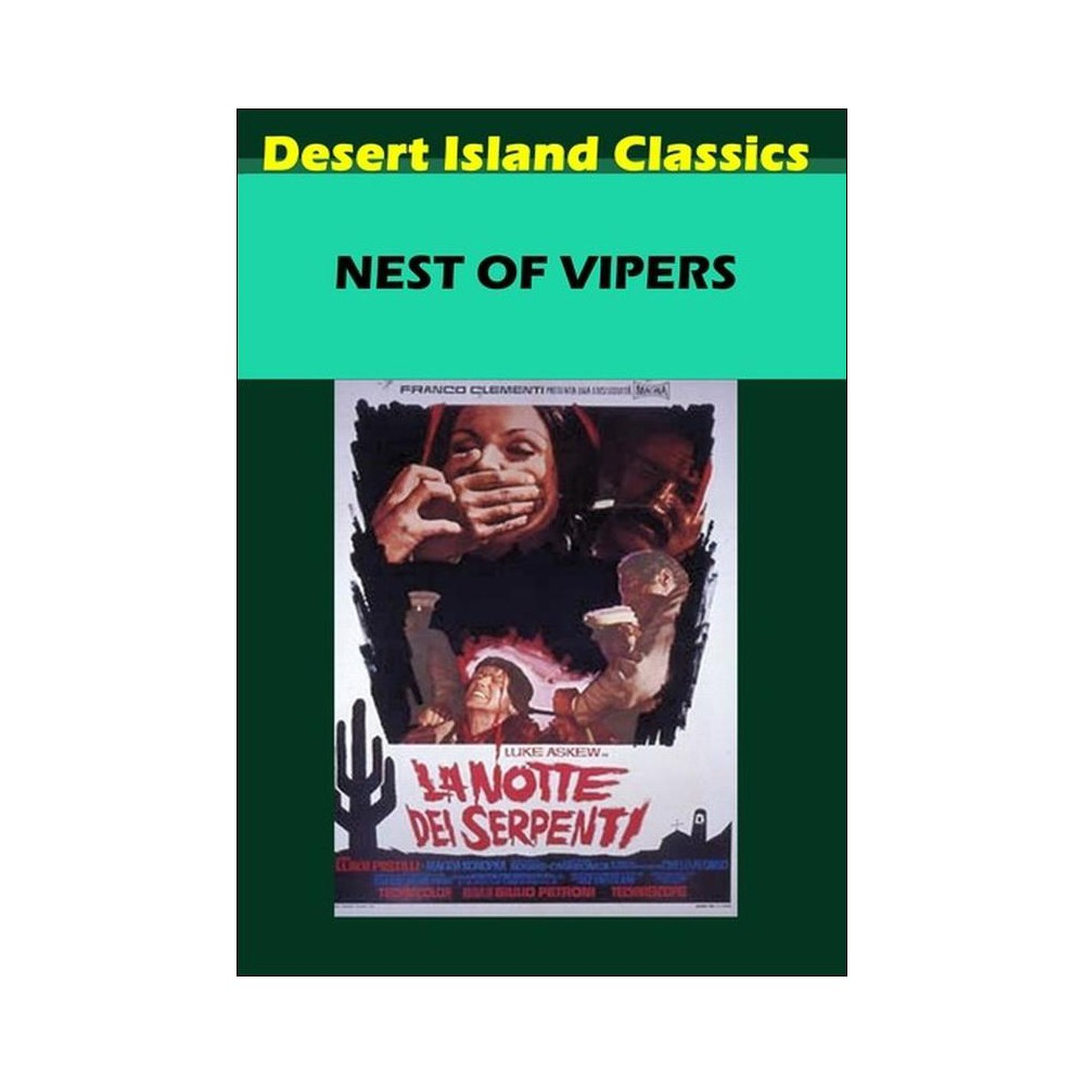 Nest Of Vipers (Dvd), Movies